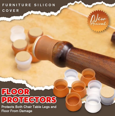 Felty™ - Felt Table and Chair Protective Cover