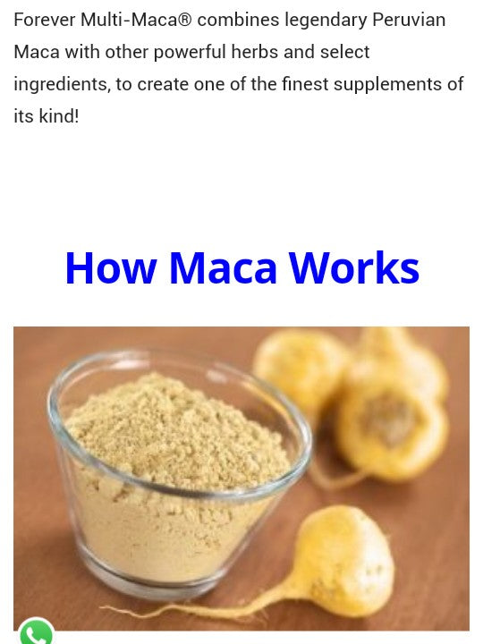 How multi Maca work