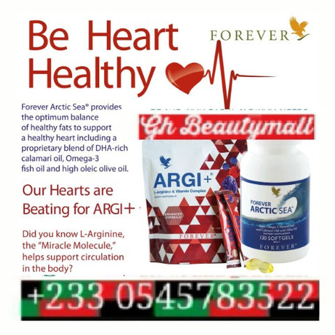 Forever living products Argi plus supplements