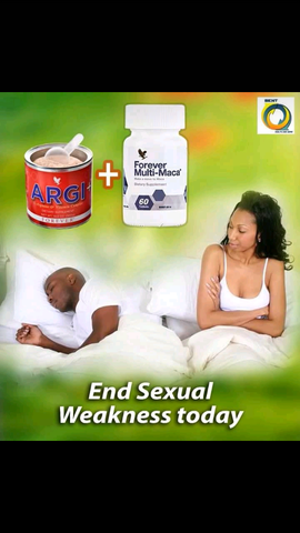 End sexual weakness campaign - forever living products - Ghana /gh-beautymall