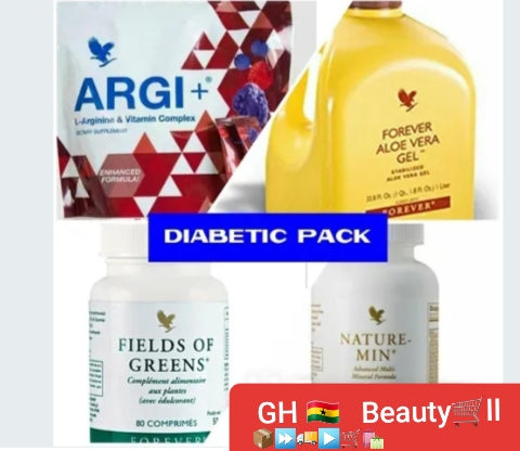 forever diabetes remedy pack