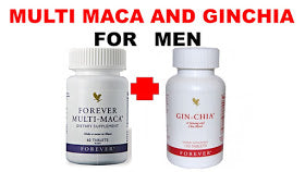 Maca + ginchia powerful sex remedy