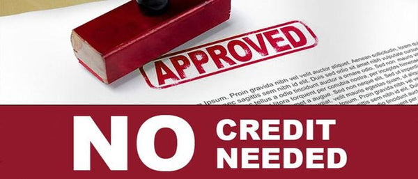 No Credit Checks | The Layaway Depot way