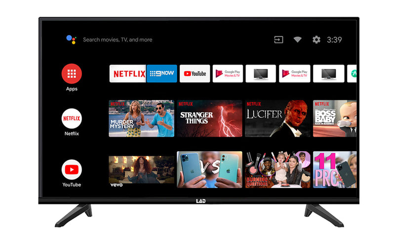 "LAD 32"" HD SMART TV & Ministry 40W Soundbar combo - Layaway Depot AUS"