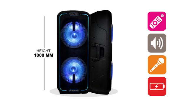 "Samsung Galaxy S10e & LAD 32"" Smart TV & Ministry 003 Neighbour Hater Speaker combo"