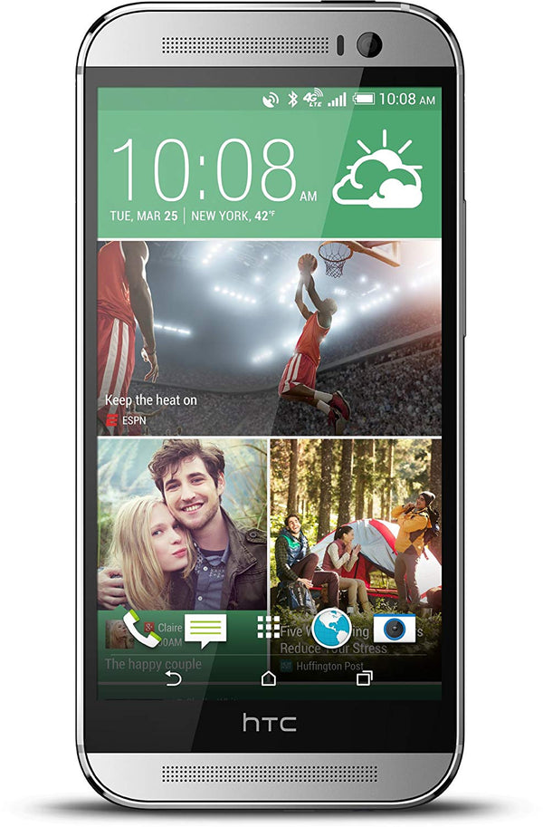 HTC One M8 32GB Unlocked Smartphone