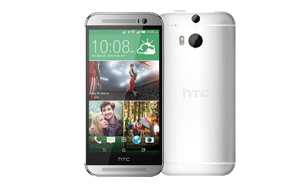 HTC One M8 32GB Unlocked Smartphone + LAD Tube Speaker combo