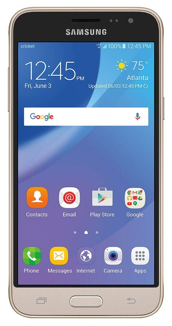 Samsung Galaxy Sol 4G LTE Unlocked 8GB