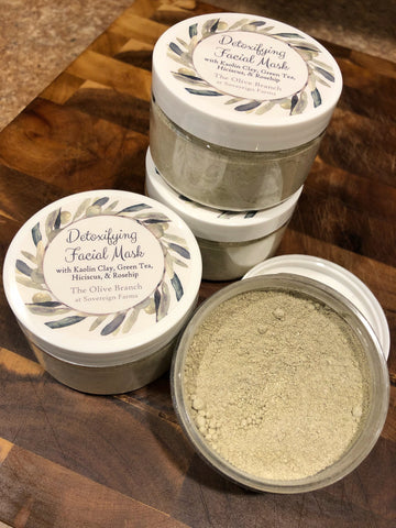 Detoxifying Facial Mask