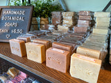Handmade Cold Pressed Botanical Soaps