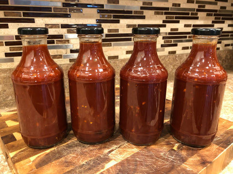 Black Rose BBQ Co. Sauces
