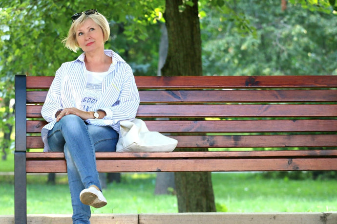 Five Solutions for Menopause Symptoms