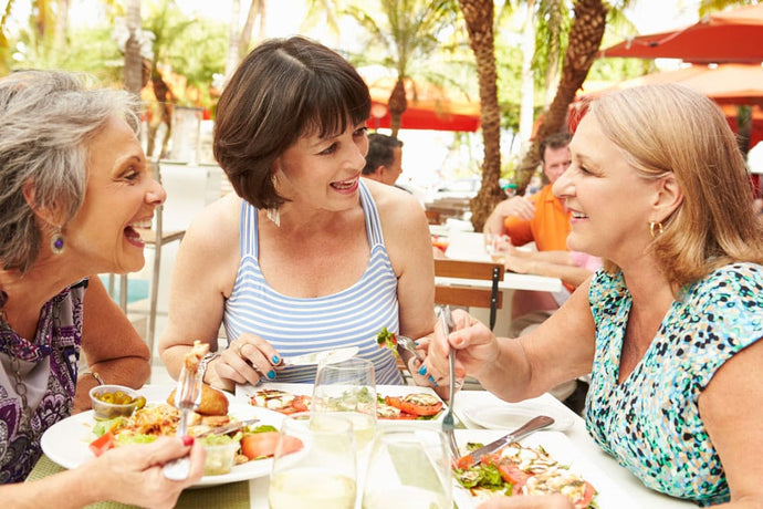 Make Your Menopause a Positive Experience