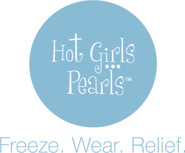 Originally created as a functional and fashionable answer for women with menopause symptoms, Hot Girls Pearls provide instant cooling relief to all kinds of women including pregnancy, certain medical conditions golfers, or anyone wanting to cool down while still looking great.