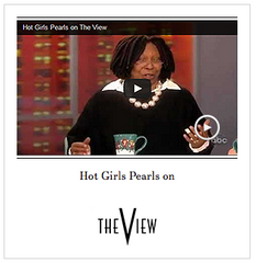 Hot Girls Pearls The View