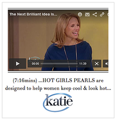 Hot Girls Pearls Katie Couric