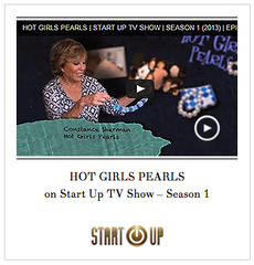 Hot Girls Pearls Start Up