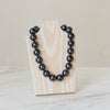"Sterling Grey 20"" Necklace - hotgirlspearls"