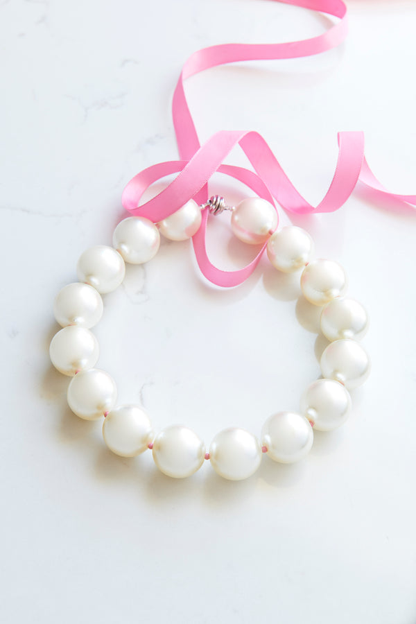 "Hope Ivory 20"" Necklace"