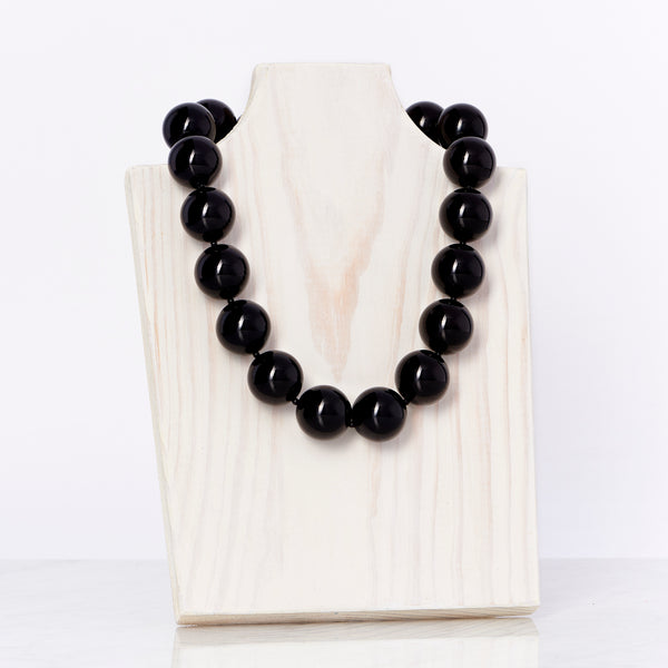 Black Ice Necklace