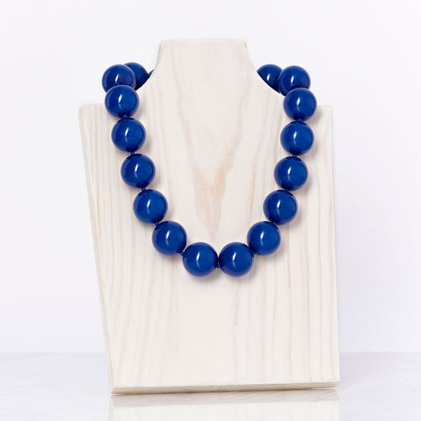 Blue Necklace