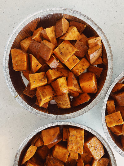Side Sweet Potatoes