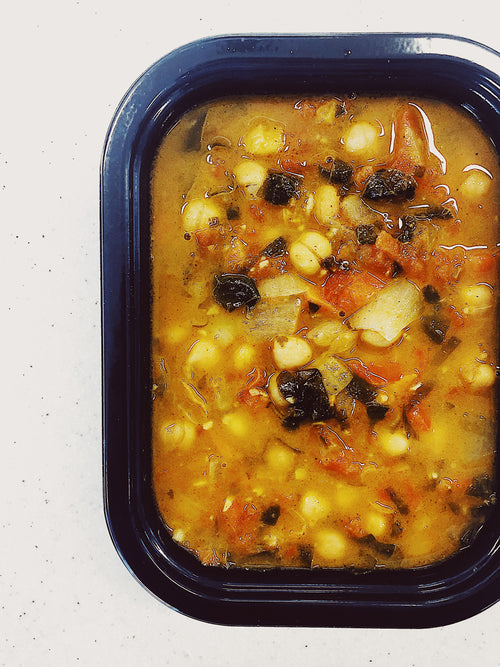 Heat & Eat - Moroccan Vegetable Stew