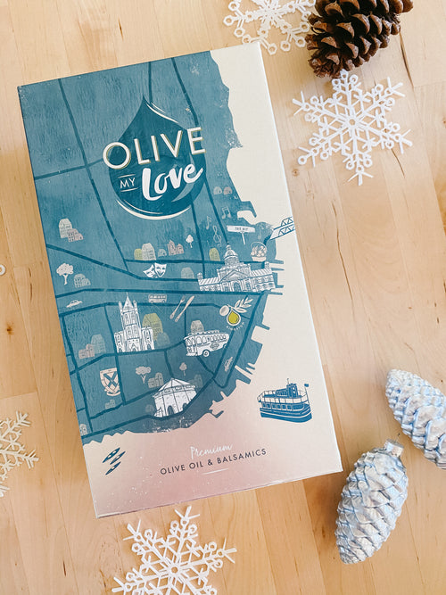 Olive my Love Gift Set