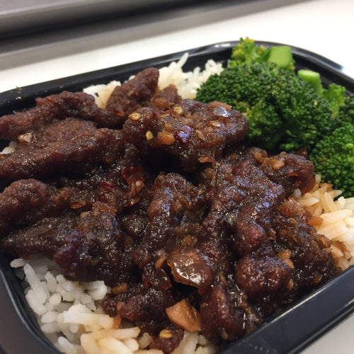 Heat & Eat - Beef and Broccoli