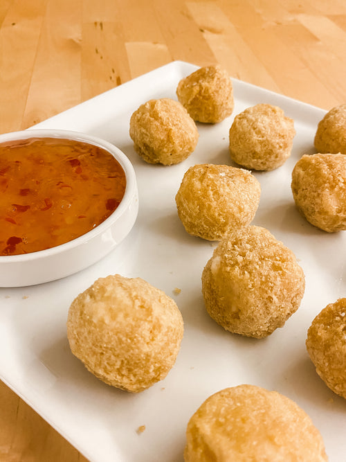 Sweet Chili Chicken Balls