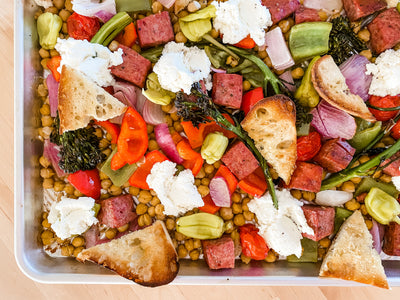 *Fresh* Italian Sub Sheet Pan