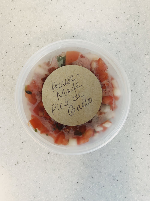 House Made Pico de Gallo