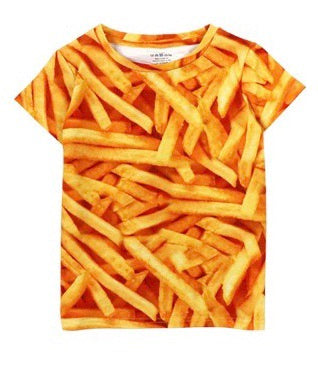 Style with a side of fries