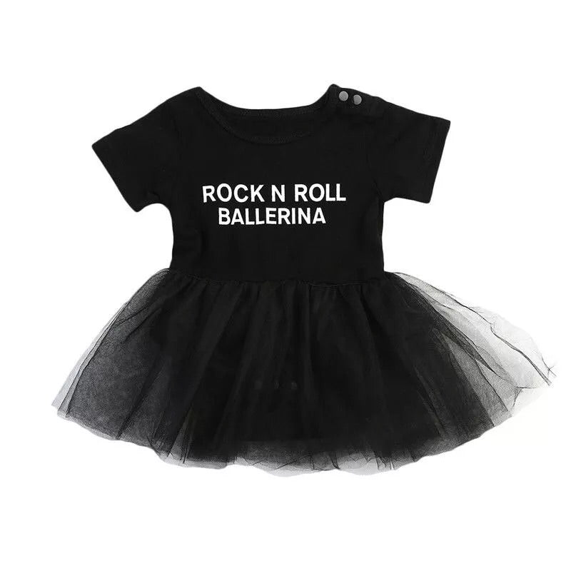 Rock and Roll Ballerina outfit