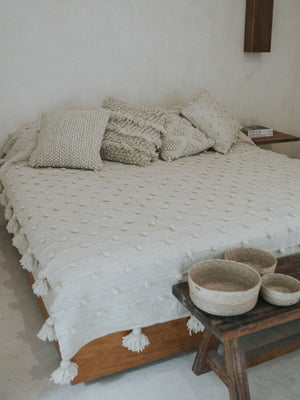 Wool Blanket - Benita
