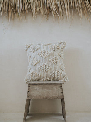 Wool Pillow Cover - Guadalupe