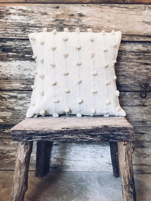 Wool Pillow Cover - Benita
