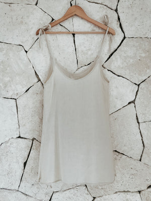 Sol short Slip Dress