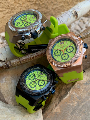 Otumm is ready for summer with it´s Big Date Chronograph watch collection