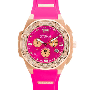 Speed Diamond Pink 45mm