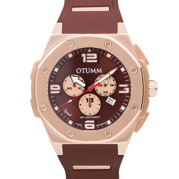 Speed Chronograph Rose Gold 53mm