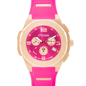 Speed II Gold Pink 45mm