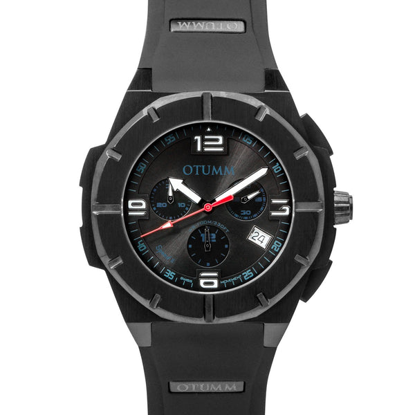 Speed II Chronograph Black Case 45mm