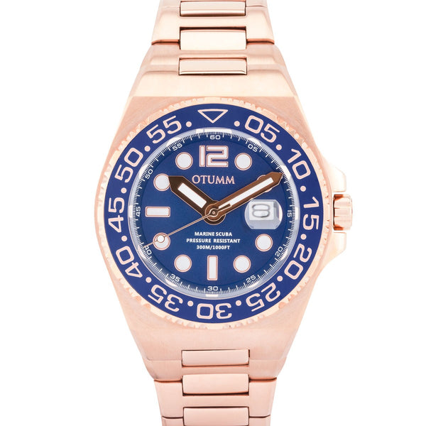 Scuba Rose Gold 45mm