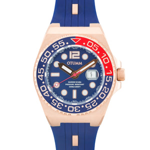 Scuba Rose Blue 45mm/52mm