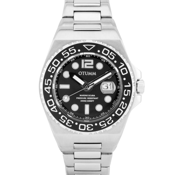 Scuba Metal Steel 45mm