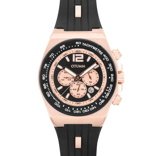 Sapphire Rose Gold 41mm