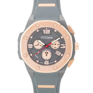 Speed Grey Rose Gold 012 45mm
