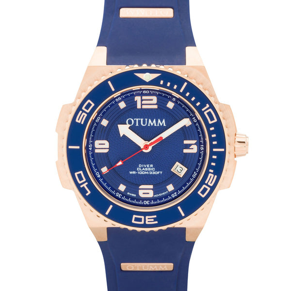 Diver Rose Gold 45mm