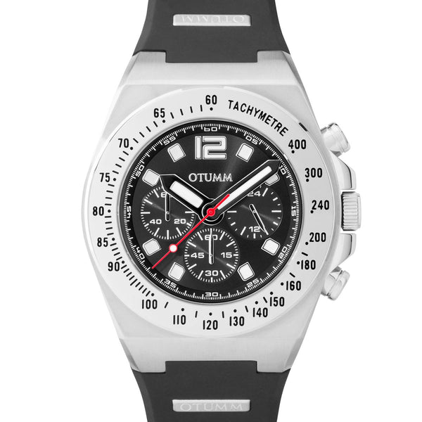 Athletics Chronograph Steel Case 45mm
